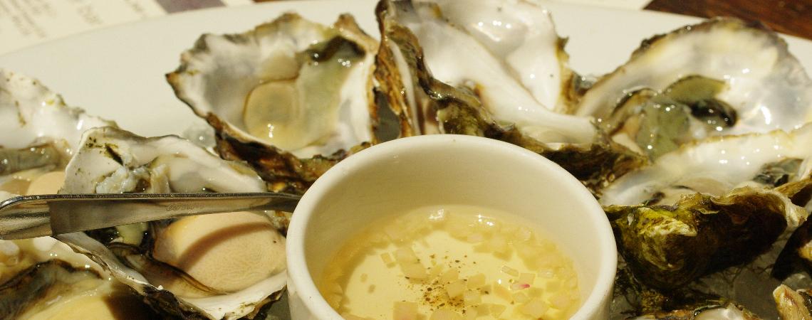 Men's Oyster Roast