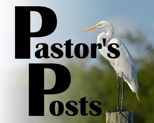 Pastor's Posts