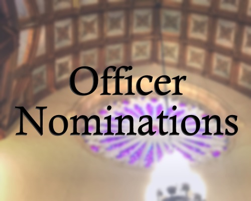 Officer Nominations