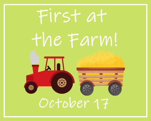 First at the Farm Signup